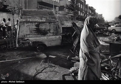 Iran's 1979 Islamic Revolution in Photos