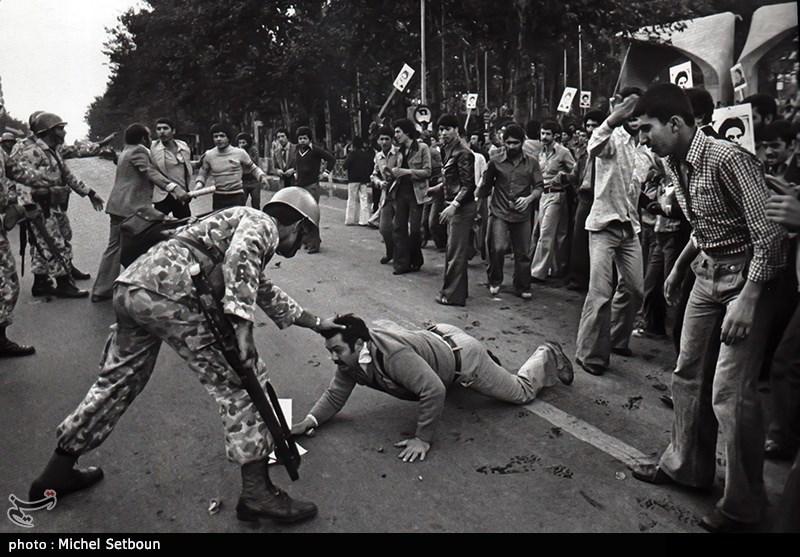Iran's 1979 Islamic Revolution in Photos