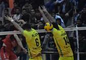 لیگ برتر والیبال؛ کاله در آمل به مصاف فولاد سیرجان می رود
