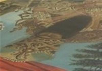 نقاشی های قاجاری کاخ گلستان در موزه لوور فرانسه/بزرگترین تابلو جهان از ایران+تصاویر
