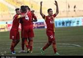 لیگ برتر فوتبال  فولاد بعد از 8 هفته برد