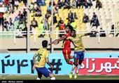 لیگ برتر فوتبال|تساوی یک نیمهای 2 مسابقه بدون رد و بدل شدن گل