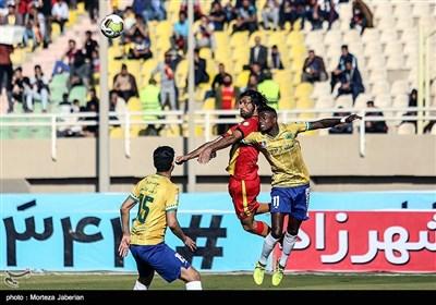 تساوی خوزستانی های لیگ برتر در دیداری تدارکاتی