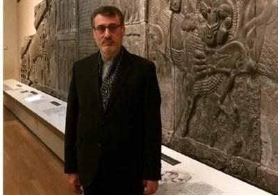 روایت بعیدی نژاد از تاثیر گرفتن رئیس موزه انگلیس از تمدن ایران