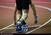 پایان مسابقات بین المللی دوومیدانی داخل سالن با قهرمانی ایران