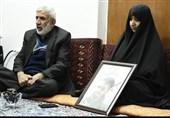 ساری| مدافع حرمی که خبر شهادتش را به مادرش اعلام کرد