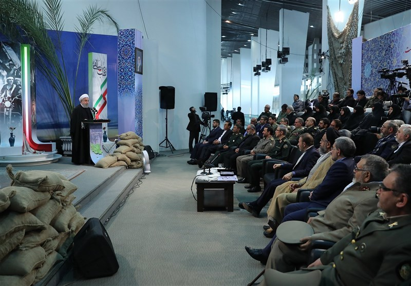 No Talks on Iran's Defense Power, President Reiterates