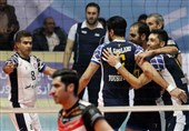 Asian Club Volleyball C'ship: Shahrdari Varamin Defeats Galkan