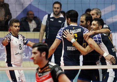 Asian Club Volleyball C'ship: Shahrdari Varamin Defeats Galkan - Sports news