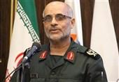 هرمزگان| سردار ترابی: ایران اسلامی در اوج اقتدار و امنیت است