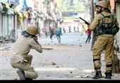 برای نخستین بار یک نماینده پارلمان کشمیر تحت اشغال هند به نفع پاکستان شعار سر داد