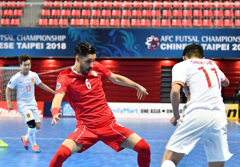 Iran Advances to AFC Futsal Championship QF