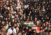 مشهد  پیکر 30 شهید گمنام دوران دفاع مقدس در مشهدالرضا(ع) تشییع میشود