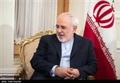 ظریف با رئیس مجمع ریشسفیدان دیدار کرد