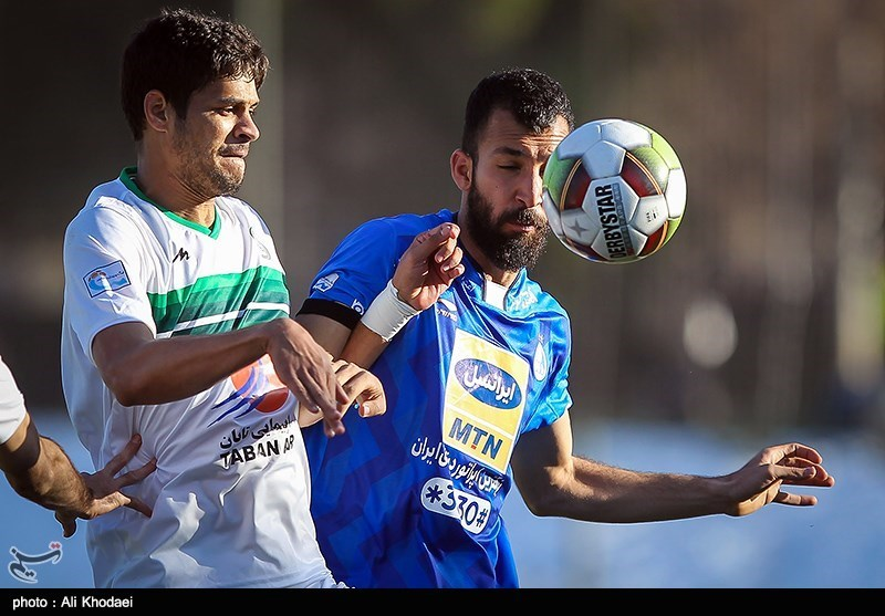 IPL: Zob Ahan Earns Late Win over Esteghlal
