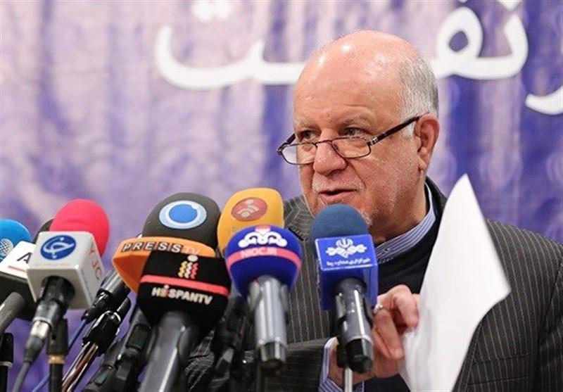 وزیر النفط: تصدیر 13 ملیون متر مکعب من الغاز الایرانی الى العراق یومیا
