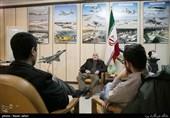 مصاحبه با خلبان مشیری
