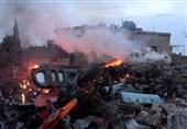 روسیه حملات هوایی به مواضع تروریستها در ادلب را تشدید کرد