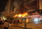 Fire at Iraqi Hotel Kills 2 Iranians
