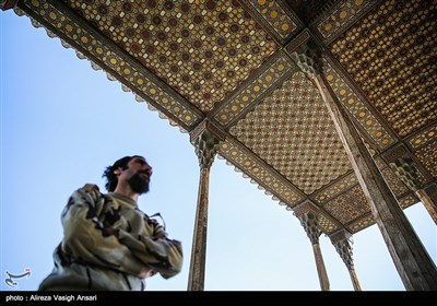 Repair Work at Iran's Historic Palace Ends after 12 Years