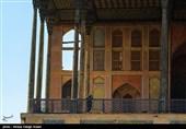 اصفهان|میزبانی متفاوت دولتخانه 420 ساله مبارکه نقشجهان از گردشگران نوروزی + تصاویر