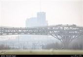 آلودگی هوای تهران از فردا + (نمودار)