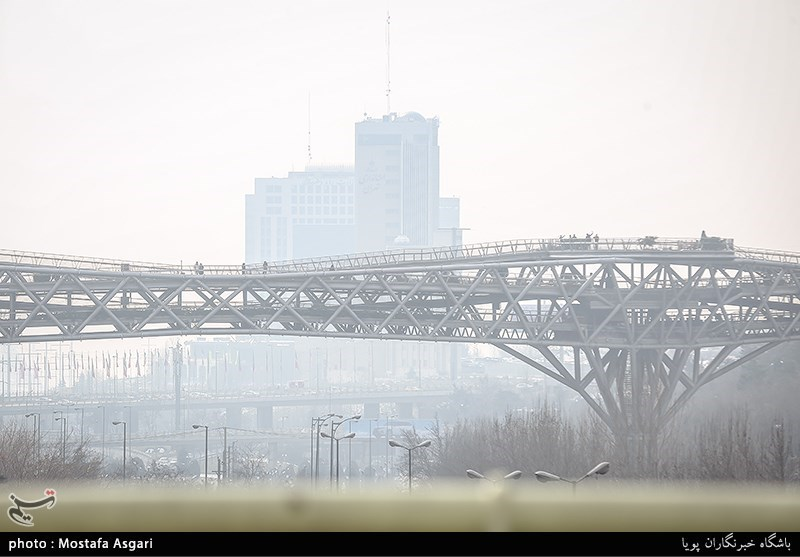 Air Pollution Keeps Tehran Schools Closed