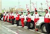 یاسوج| اعزام 10 تیم تخصصی هلالاحمر کهگیلویه و بویراحمد به محل حادثه سقوط هواپیمای تهران - یاسوج