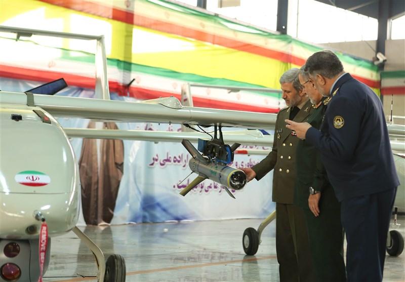ساخت ایران|جستجوگر موشکهای ایرانی + تصاویر