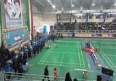 آخرین مرحله مسابقات لیگ برتر بدمینتون بانوان برگزار میشود