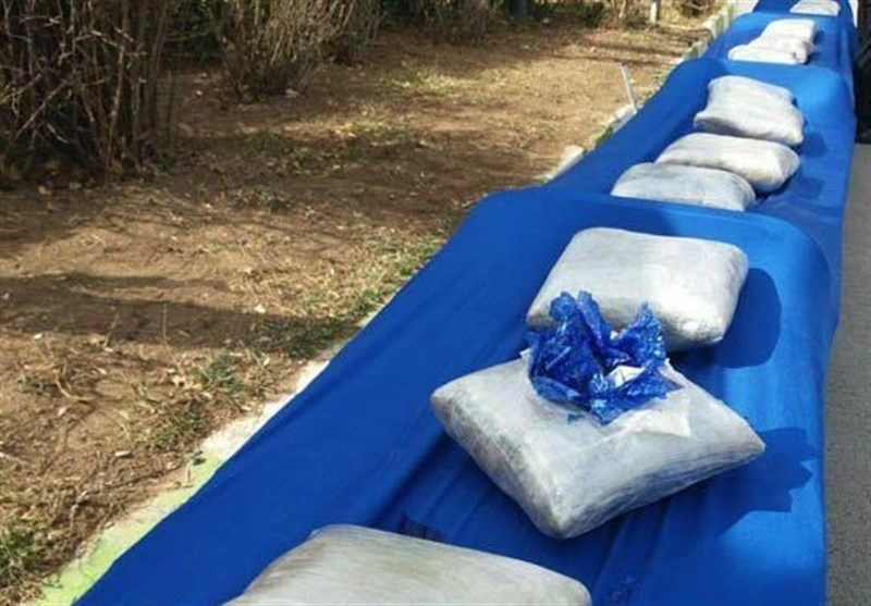 1.3 Tons of Opium Seized in SE Iran