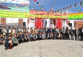 جشنواره عشایری فجر انقلاب در شهر دهدشت به روایت تصویر