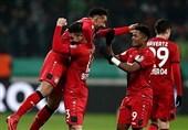 جام حذفی آلمان| بایرلورکوزن از شکست، پیروزی ساخت