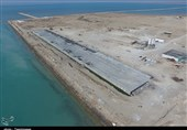 اسکله کانتینری بوشهر با اعتبار 90 میلیارد تومان توسط بخش خصوصی ساخته شد