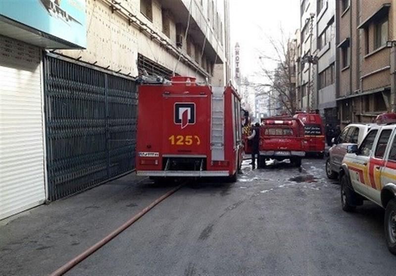 335 مورد عملیات اطفای حریق و امداد و نجات در مهرماه امسال در کرمان انجام شد