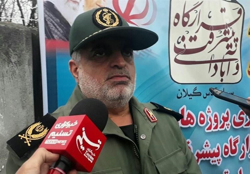 فرمانده سپاه گیلان: بسیج نقش ویژهای در ساخت مسکن محرومان دارد