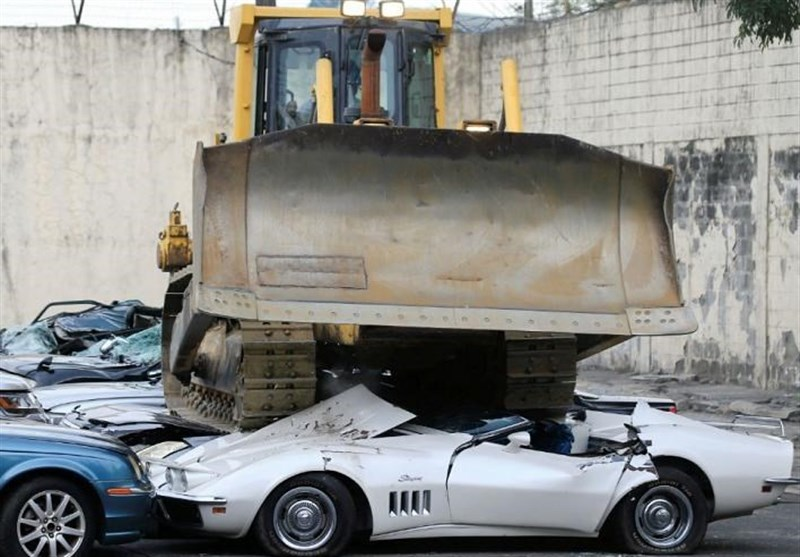 خودروی لوکس قاچاق