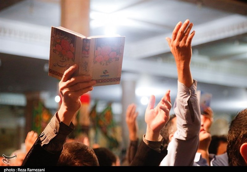 احکام و آداب دعا در قرآن