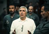 عکس| حمایت مدافعان حرم از ابراهیم حاتمی کیا