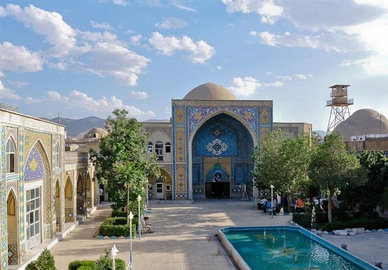 Sepahdari School in Arak: A Tourist Attraction of Iran