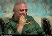 مصاحبه تسنیم با امیر محمد تسویه چی فرمانده پایگاه یکم شکاری پشتیبانی نیروی هوایی ارتش