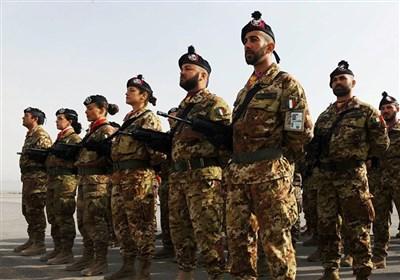 نظامیان ایتالیایی پس از ۲۰ سال افغانستان را ترک میکنند