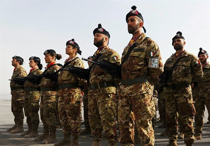 نظامیان ایتالیایی پس از 20 سال افغانستان را ترک میکنند