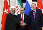 Iranian, Russian, Turkish Presidents to Discuss Syria in Ankara