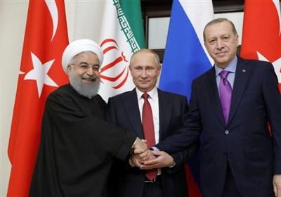 سفر پوتین به ترکیه برای دیدار با اردوغان و حسن روحانی