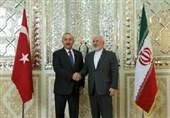 Iran, Turkey Top Diplomats Meet in Antalya