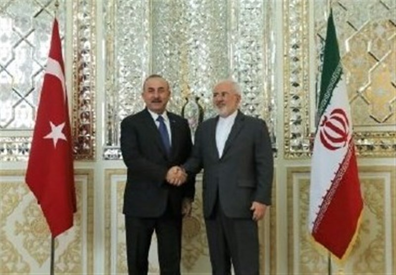 Iran, Turkey Top Diplomats Meet in Antalya