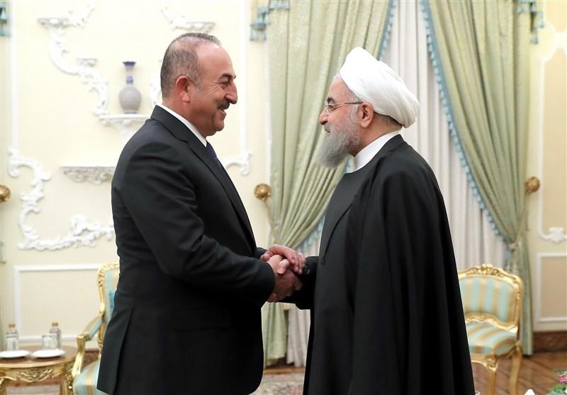 اوغلو - روحانی ملاقات | ایران اور ترکی کے درمیان تعلقات سے امریکہ اور اسرائیل سخت پریشان