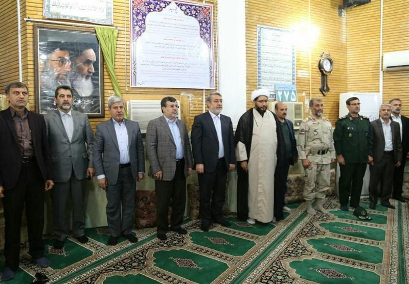 هرمزگان|وزیر کشور: ایران در معادلات منطقهای نقش نخست را دارد
