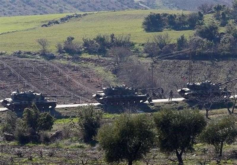 ترکی کا عفرین میں مزید تازہ دم فوجی دستے بھیجنے کا اعلان
